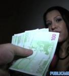 imagen Follando por dinero en la escalera
