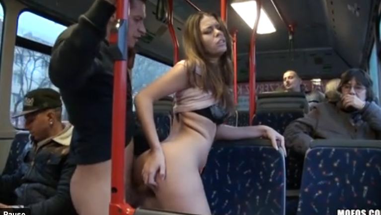 amateur xxx bus