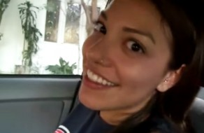imagen Dulce latina amateur follando en la piscina