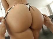 imagen Madura culona recibiendo sexo anal