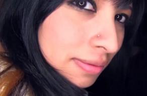 imagen Caliente latina con el coño bien mojado