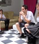 imagen Colegialas españolas en orgia de sexo y pecado