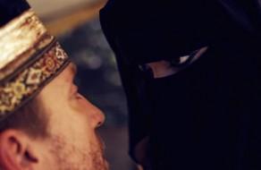 imagen Sexo entre una mujer musulmana y un cristiano