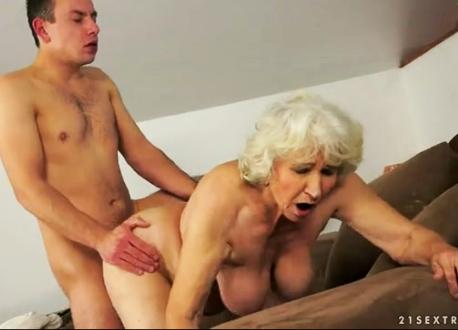 Pornos con abuelas