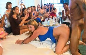 imagen Fiesta amateur xxx: despedida de soltera