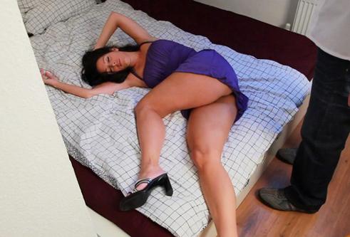 incesto dormidas
