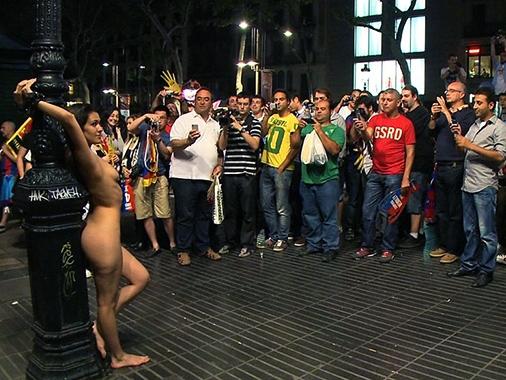 Público Desnudo Chicas Putas X