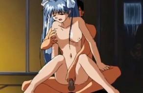 imagen Hentai español: violando a su hermana pequeña
