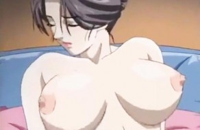 imagen Hentai español: incesto madre hijo…