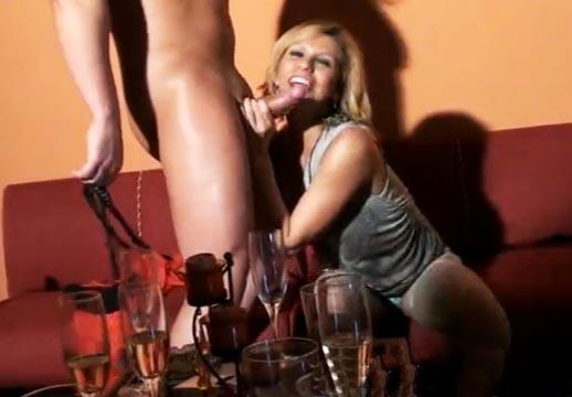 porno despedidas de solteras beso negro video