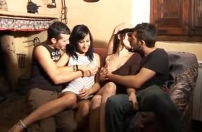 imagen Intercambio de parejas españolas