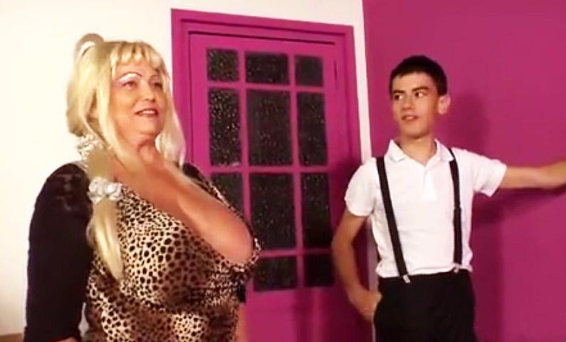 gordo follando videos porno de maduras en español