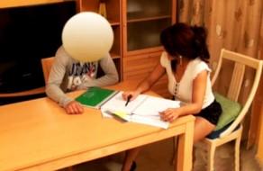 imagen Profesora de ingles follando con su alumno (español)