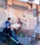 imagen Violacion real en medio de la calle