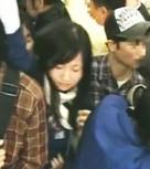 imagen Abusos sexuales en el tren de Japon