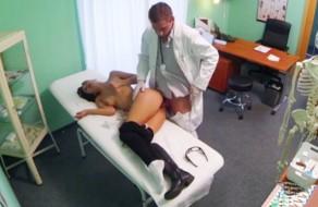 imagen Camaras ocultas graban sexo en el hospital