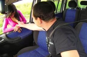 imagen Viejo taxista se folla a una prostituta de poligono