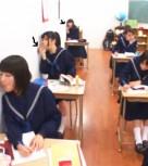 imagen Colegialas mamando vergas en la escuela
