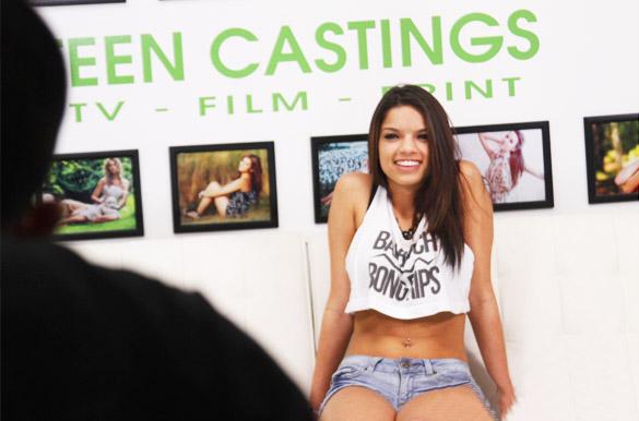 tetona joven casting porno españa