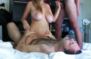 imagen Pareja española en trio de sexo con Torbe