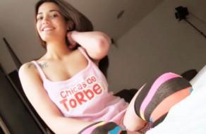 imagen Putita española de 18 años folla con un gordo