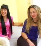 imagen Amigas bisexuales en trio de sexo (españolas)