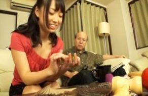 imagen Abuelo japones tiene sexo con su nieta