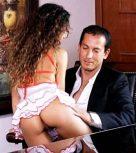 imagen Incesto entre tio y sobrina mexicana en la oficina