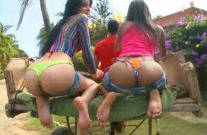 imagen Putitas colombianas en trio xxx