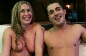 imagen Rubia española adicta al sexo duro