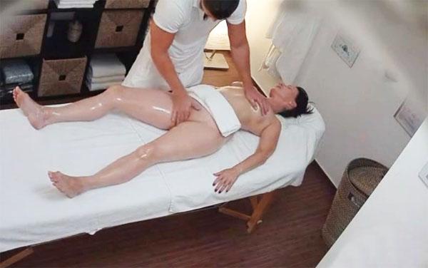 masajista de señoras película