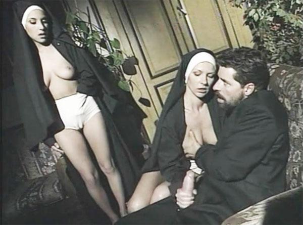 el confesionario porno