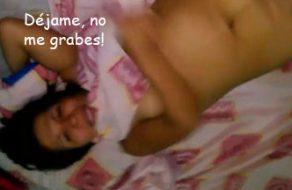 imagen Grabando video de sexo casero sin que ella quiera