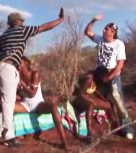 imagen Sexo en Africa con dos negras de la sabana