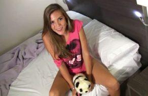 imagen Dia de sexo con la putita española Yaiza