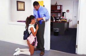 imagen Follando con la hija de su jefe