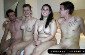 videos porno de intercambio de parejas x videos españoles