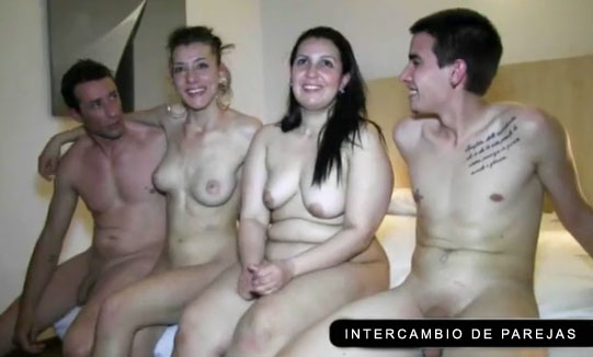 videos porno de intercambio de parejas sexso gratis