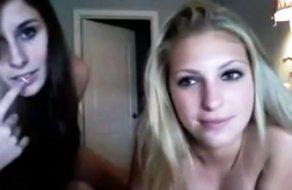 imagen Lesbianas preciosas en webcam amateur