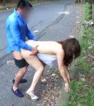 imagen Sexo en publico con una mexicana muy cachonda