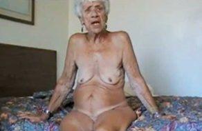 imagen Sexo con una anciana cachonda