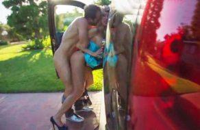 imagen Brandi Love & Ryan Madison para PornFidelity