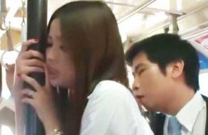 imagen Acoso sexual en el autobus japones