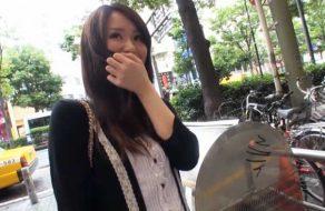 imagen Japonesa amateur pillada en la calle hace porno