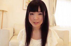 imagen Japonesita con cara de angel follada en casting porno