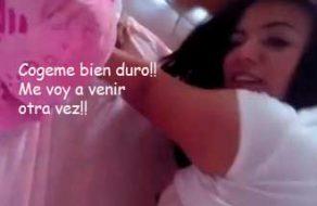 imagen Madurita mexicana tiene un orgasmo tras otro
