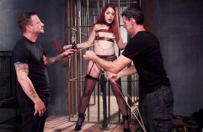 imagen Amarna Miller en The Training Of O (BDSM)