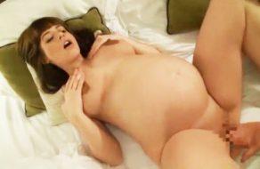imagen Sexo con una embarazada de nueve meses