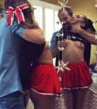 imagen Padre perverso se folla a su hija cheerleader