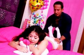 imagen Hija mexicana es follada por su vicioso padre
